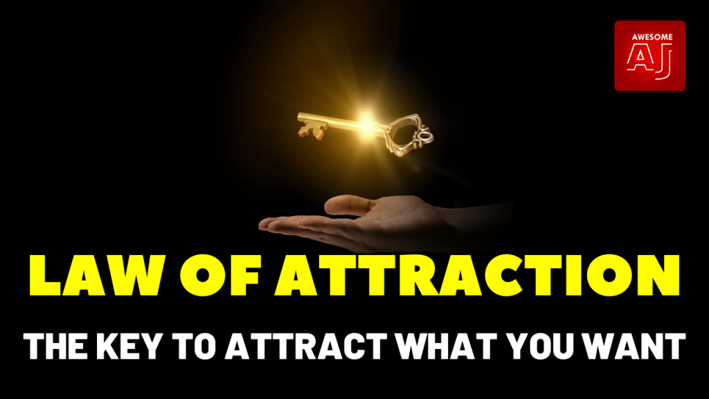 Key To Manifesting Your Desires