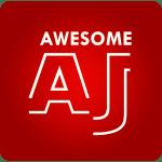 awesome aj logo